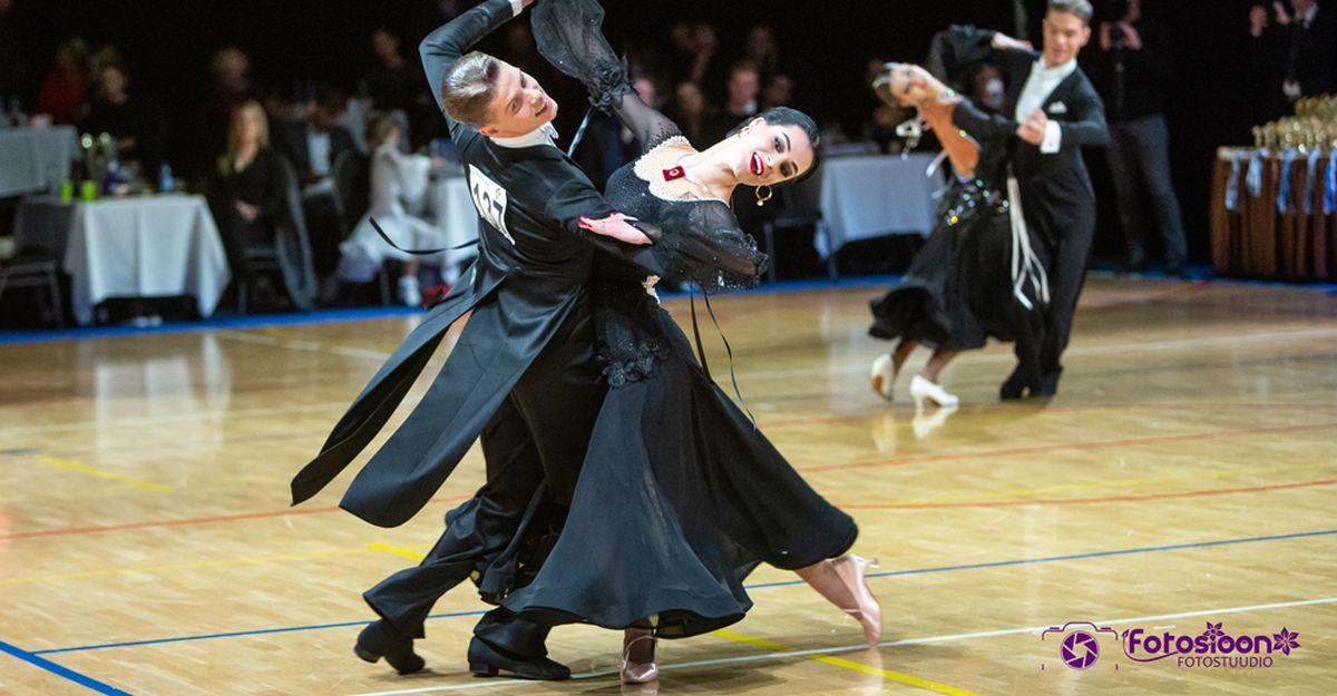 Äsja World Openi võitnud Eesti tantsupaar oli tubli MM-il