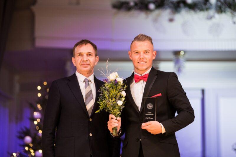 Estonia kontserdisaalis selgusid parimad jalgpallurid