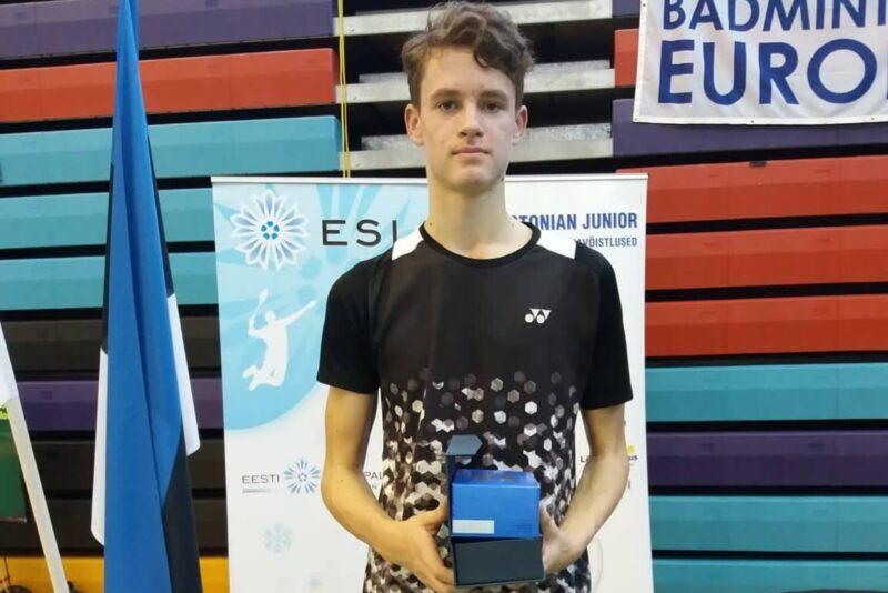 Video! Kirisma võitis sulgpalli U17 EK-etapi