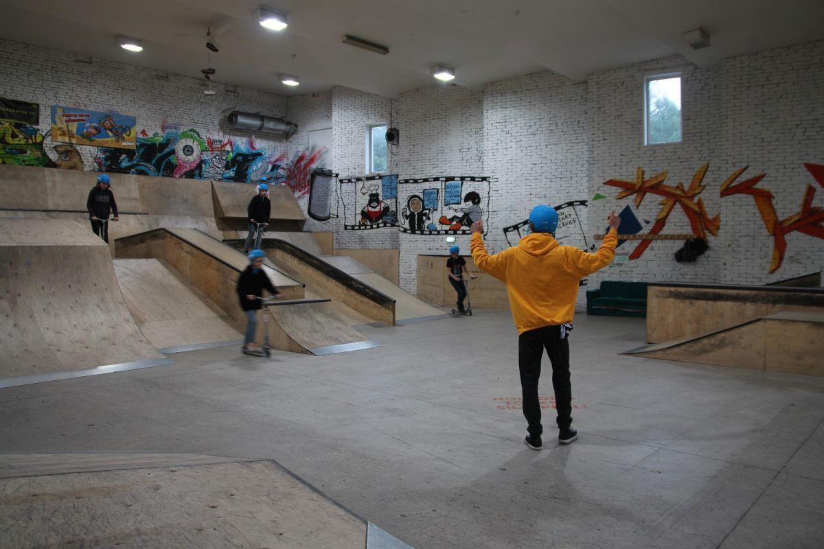 Siseskatepark