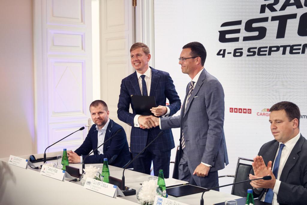 Eesti ja WRC