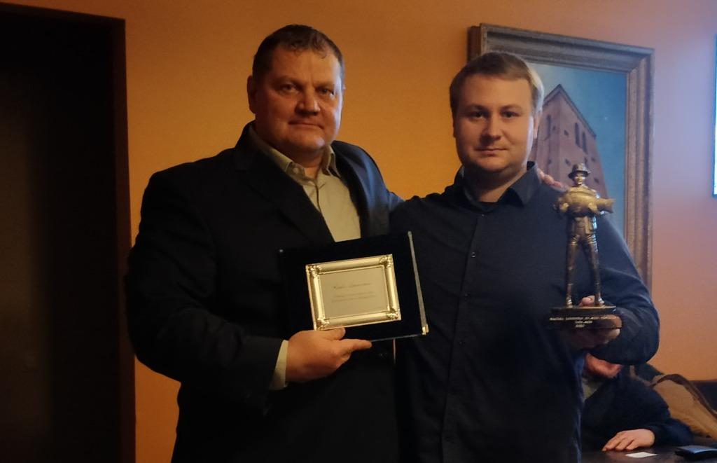 Kaido Leesmann ja Alexander Andrusenko