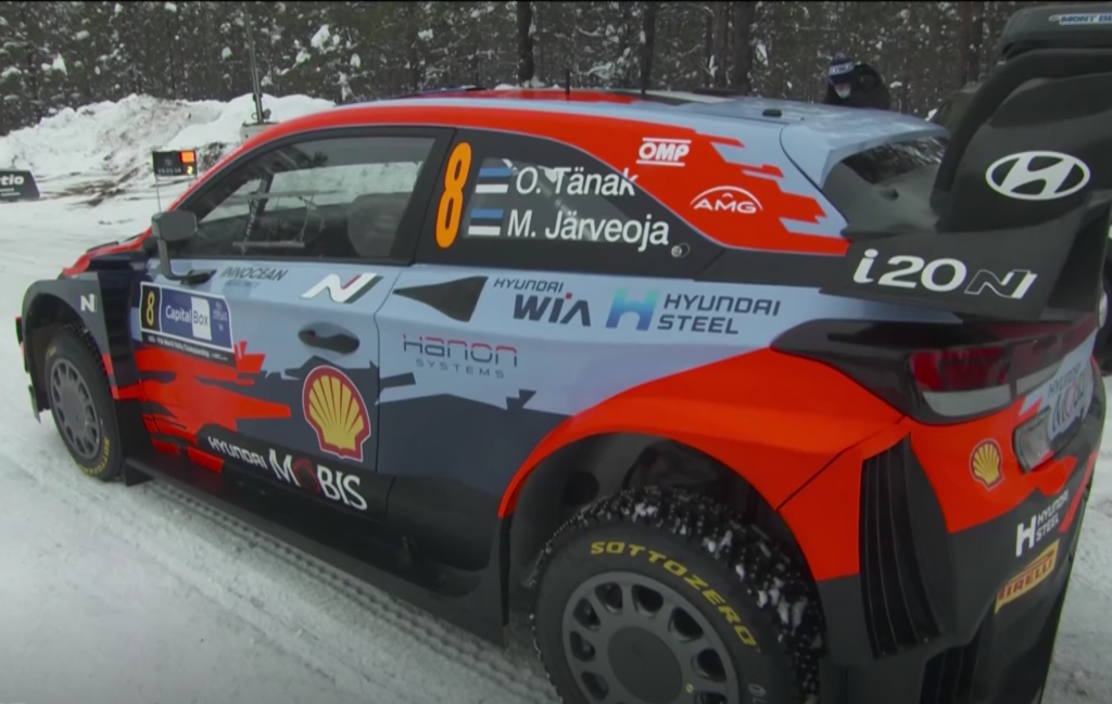 arctic ralli.TV3