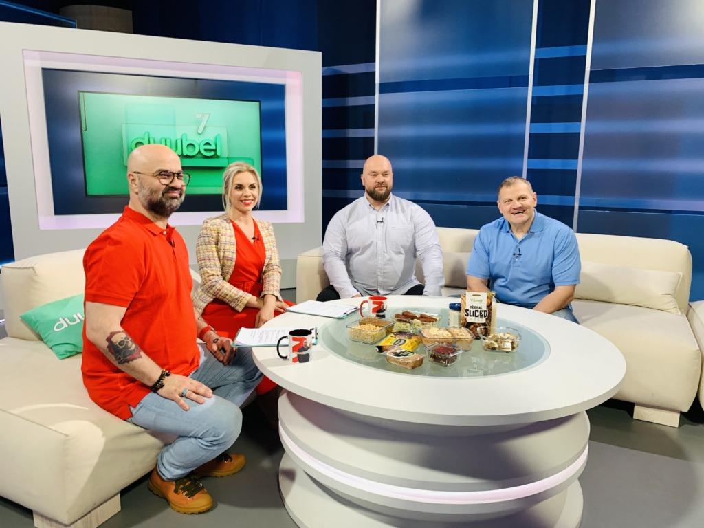 TV 3 DUUBEL I Jõutõstja Gert Koovit: taimetoidu tõttu pääsesin liigesvaludest ja taastumine läks kiiremaks