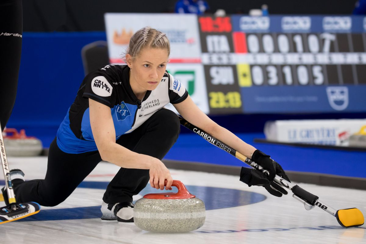 LGT World Women's Curling Championship 2021