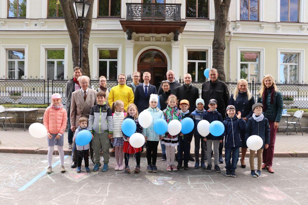 FOTOD I Kabes Tallinna linnavolinikud laste vastu ei saanud