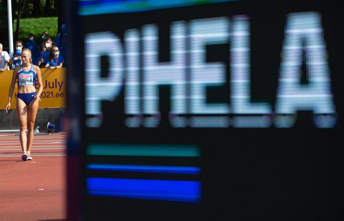 U20 EM – Pihela