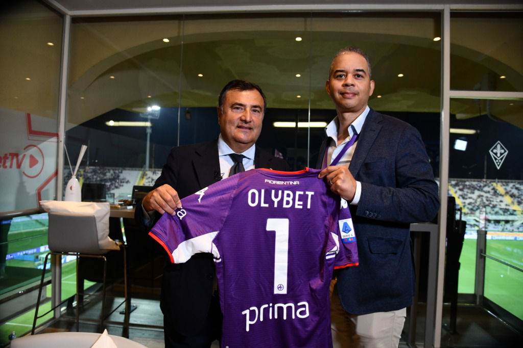 Fiorentina OlyBet partnership